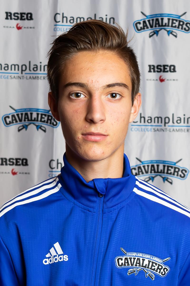 Maxime Annabi - Champlain Cavaliers