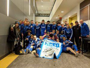 2019 RSEQ Champions